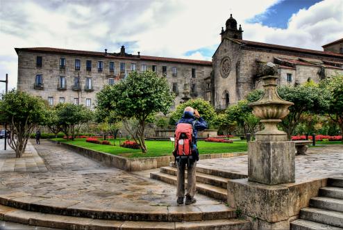 Convento de San Francisco en Pontevedra